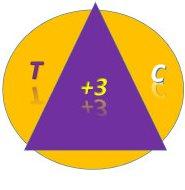 TC+3 LOGO